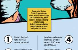 Tangkal Hoaks Covid-19 dari Orang Terdekat