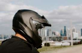 Canggih, Helm Ini Memiliki Sensor untuk Deteksi Tabrakan