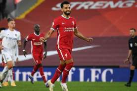 Waduh, Giliran Pesepak Bola Liverpool Mohamed Salah…