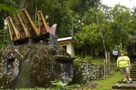 Genjot Pariwisata, Toraja Utara Fokus pengembangan…