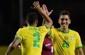 Hasil Pra-Piala Dunia 2022, Brasil & Cile Raih Kemenangan