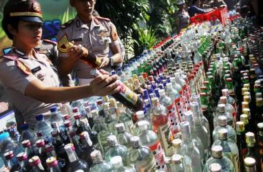 RUU Minuman Beralkohol, Kemenperin: Itu UsulanPanja DPR!