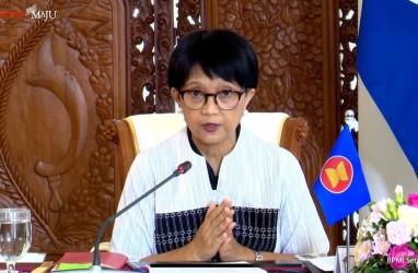Menlu: Kemitraan Asean-AS Berdampak Positif untuk Kawasan