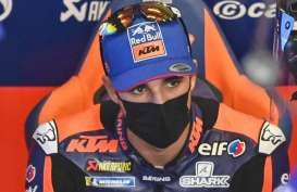 Terpapar Covid-19, Pebalap KTM Absen di GP Valencia