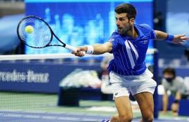 Djokovic Incar Trofi Keenam ATP Finals