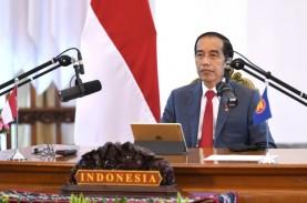 Jokowi: Asean Harus Tumbuh Jadi Kekuatan Besar Ekonomi…