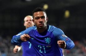 Lyon Tegaskan Tak Lepas Memphis Depay ke Barcelona…