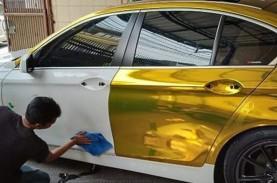 Ubah Tampilan Mobil Pakai Stiker? Ini Keuanggulannya