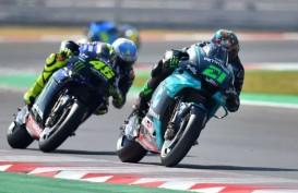 Hasil FP3 GP Valencia: Morbidelli Tercepat, Geser Miller