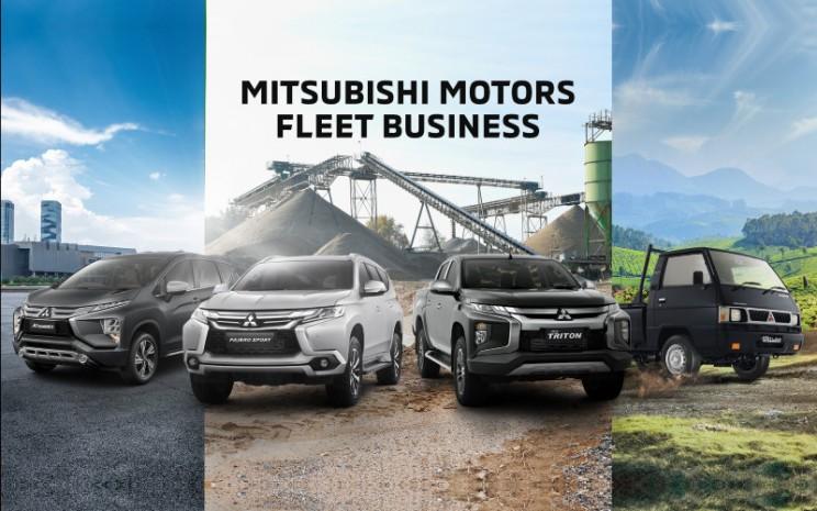 Produk andalan Mitsubishi di segmen pasar armada perusahaan.  - MMKSI
