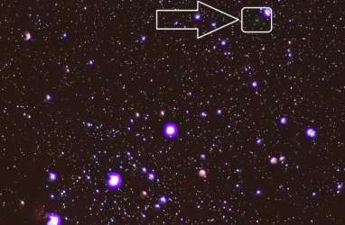 Saksikan Komet C/2020 M3, yang Dekati Bumi Malam Ini