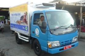 Jaga Produktivitas, Nelayan Maluku Dapat 10 Kendaraan…