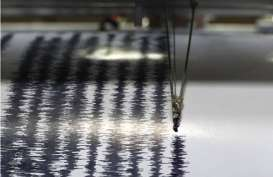 Gempa Terkini Sumur Banten Magnitudo 5,0