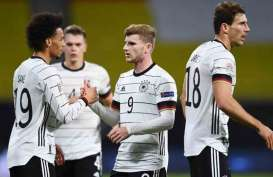 Hasil Nations League : Ramos 2 Kali Gagal Penalti, Spanyol Digusur Jerman
