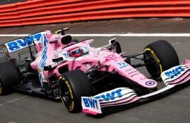 F1 : Terbukti Tak Bersalah, Stroll Pole Position GP Turki
