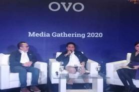 Kata Bos OVO Setelah Grab Pilih Suntik LinkAja Rp1,4…