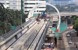 Menhub Cek LRT Jabodetabek, Beberkan Target Jokowi