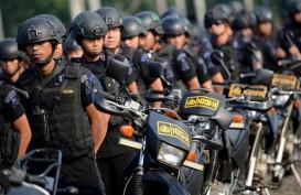 Pengamanan Pilkada Papua Barat Disokong 500 Brimob