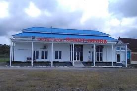 Menanti Wajah Baru Bandara Rokot Mentawai, Gerbang…