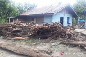 Banjir Bandang Rusak 48 Unit Rumah di Aceh Tenggara