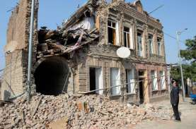 Rusia Minta Azerbaijan Jaga Gereja & Biara di Nagorno-Karabakh