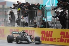 Juarai Grand Prix Turki, Lewis Hamilton Kunci Gelar…