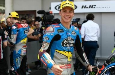 Joan Mir Juara Dunia MotoGP, Morbidelli Podium Pertama Valencia