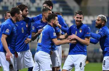 Nations League : Italia, Belanda, Polandia Berebut Juara Hingga Akhir