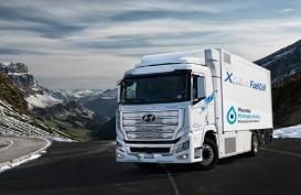 Setelah ke Eropa, Hyundai Ekspansi Pasar Truk Hidrogen ke China