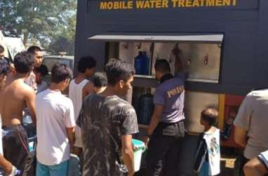 Kemensos Tender Pengadaan Mobil Water Treatment, Plafon Rp4,61 Miliar
