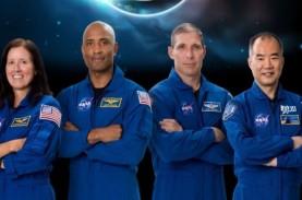SpaceX dan NASA Luncurkan 4 Astronot ke Stasiun Luar…