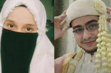 Sosok Irfan Alaydrus, Menantu Rizieq Shihab Suami Syarifah Najwa Shihab