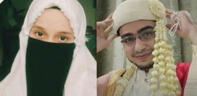 Irfan Alaydrus dan Syarifah Najwa Shihab