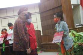 Pelaku UMKM di Bali Memperoleh Bantuan Senilai Rp316…