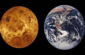 Ada Jejak Alien, Venus jadi Potensi Kehidupan Selain di Bumi