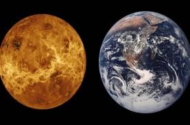 Ada Jejak Alien, Venus jadi Potensi Kehidupan Selain…