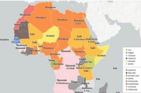Benua Afrika Diprediksi Pecah, Laut Baru Terbentuk…
