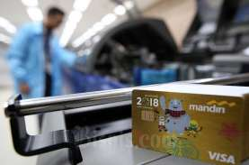 PSBB Transisi, Bisnis Kartu Kredit Bank Mandiri Mulai…