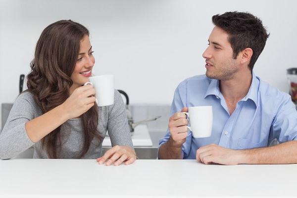 Setiap pasangan ingin menjadi dirinya sendiri saat sedang kencan. - ilustrasi.Q108