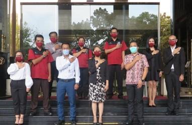 Belviu Hotel Bandung Raih Sertifikat CHSE