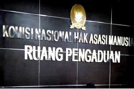 Kasus Intan Jaya: Komnas HAM Laporkan Hasil Penyelidikan…