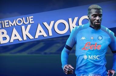 Napoli Ingin Kontrak Permanen Gelandang Chelsea Tiemoue Bakayoko