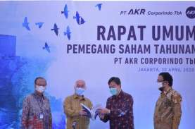 PROYEKSI 2021   : JV Dorong Performa AKRA