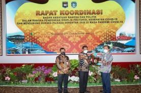 Pemprov Kep. Riau Pede Tingkat Partisipasi Pilkada…