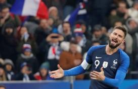 Striker Prancis Olivier Giroud Diminta Tuntaskan Masalahnya di Chelsea