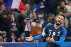 Striker Prancis Olivier Giroud Diminta Tuntaskan Masalahnya…
