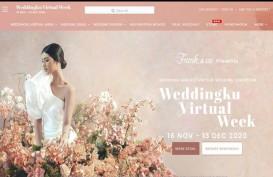 100.000 Calon Pengantin Ikuti Pesta Pernikahan Weddingku Virtual Week