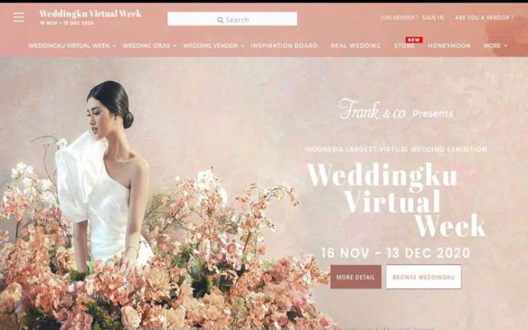 Weddingku virtual week