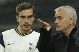 Jarang Diturunkan Jose Mourinho, Ini Pernyataan Harry…