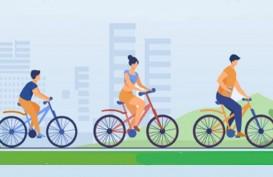 Aturan Sepeda Kemenhub, Bike to Work: Tidak Realistis!
